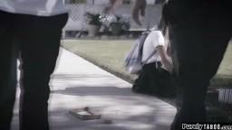 Nerdy teen take sexual revenge on bullys