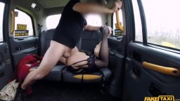 FakeTaxi - Myla Elyse - Anal booty call with petite minx