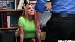 Alexa stole stuff just to fucks LP Officer