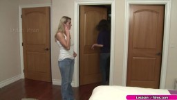 Milf toys her friend until she squirts
