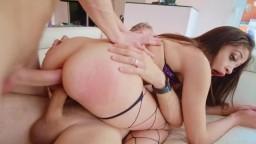 Avi Love - Bad Teen Avi's Double-Anal Threesome