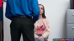 Hot teen Aliya Brynn gets fucked by Officers
