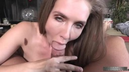 Lena Paul - Is Curious About Fucking Stepdaddy