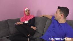 Julia Parker - A horny guy fucks his Muslim sister in law