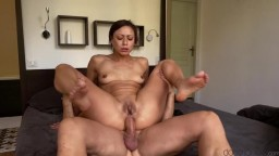 Cassie Del Isla - Fucking his wife in the ass sextape