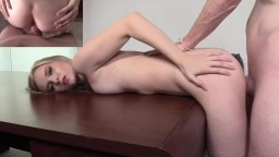 BackroomCastingCouch - Harlow - 19 Years Old