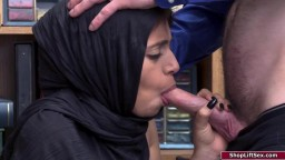 Busty religious babe fucked by officer
