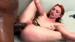 Lacy Lennon - Redhead Lacy Wants That Big Cock