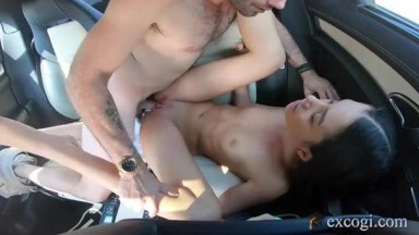 Kai West in The Car