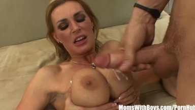 Blonde Sexy Mom Tanya Tate Fucking Her Best Friend's Son Porn Videos