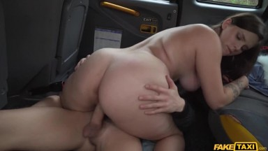 Taylee Wood - Curvy Babe Gets Her Big Tits Fucked
