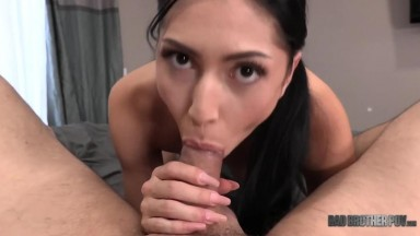 Judy Jolie - Cum All Over Your Step Sister Please